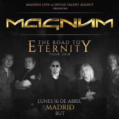 Magnum + Reds'Cool (Madrid)