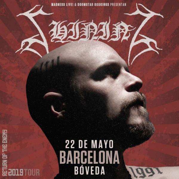 Shining + Srd (Barcelona)