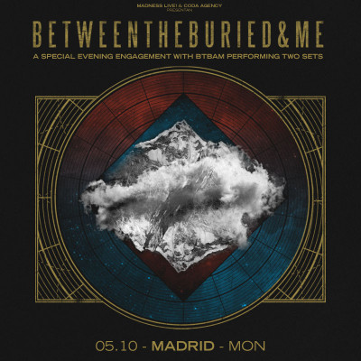 Between the Buried and Me (Madrid)