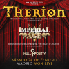 Therion + Imperial Age (Madrid)