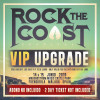 VIP Upgrade Rock The Coast 2019 (Málaga)