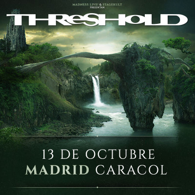 Threshold + Pervy Perkin (Madrid)