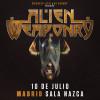 Alien Weaponry (Madrid)