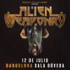 Alien Weaponry (Barcelona)
