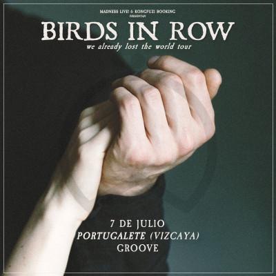Birds in Row (Portugalete Vizcaya)