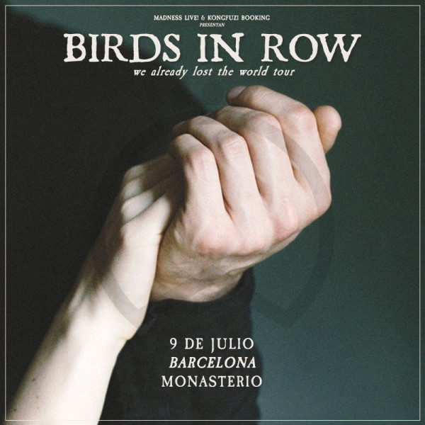 Birds in Row (Barcelona)