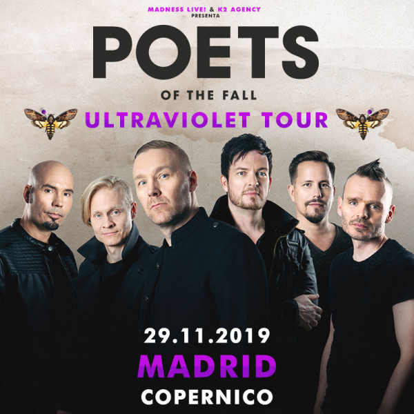 Poets of the Fall (Madrid)