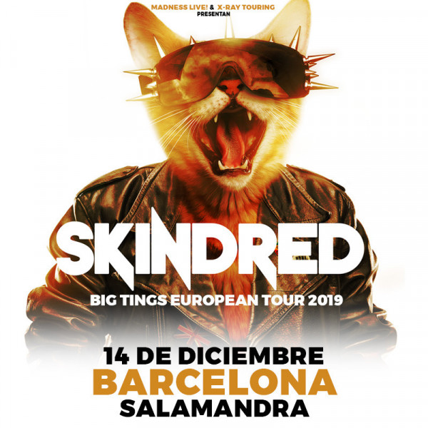 Skindred (Barcelona)