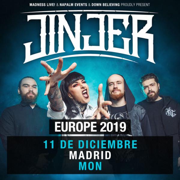 Jinjer (Madrid)