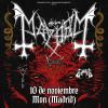 Mayhem + Gaahls Wyrd + Gost (Barcelona)