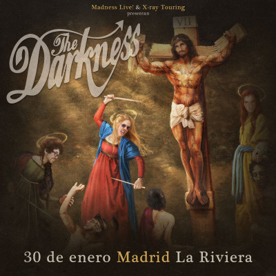 The Darkness + DZ Deathrays (Madrid)