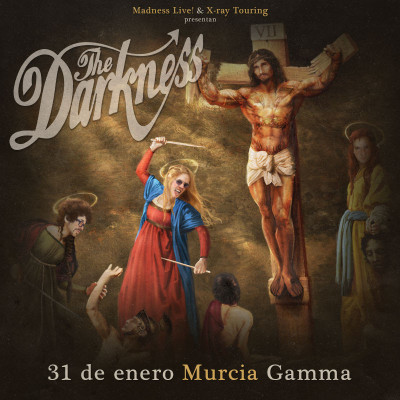 The Darkness + DZ Deathrays (Murcia)