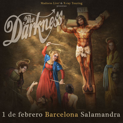 The Darkness + DZ Deathrays (Barcelona)