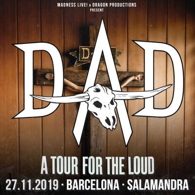 D-A-D + Hangarvain (Barcelona)
