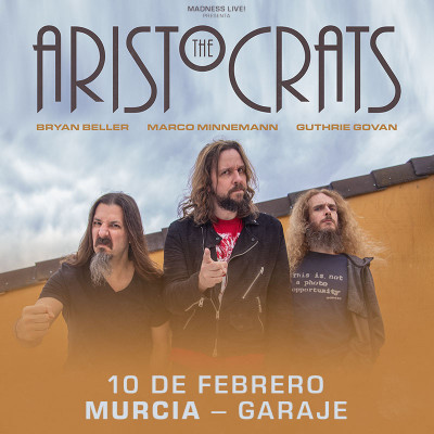 The Aristocrats (Madrid)