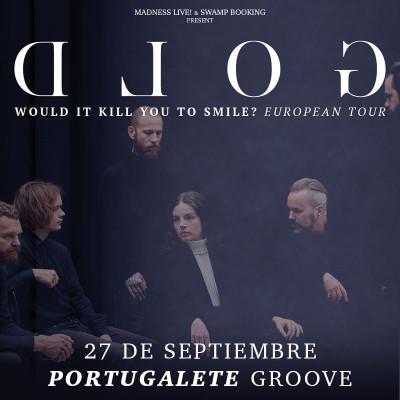 Gold + Meido (Portugalete Vizcaya)