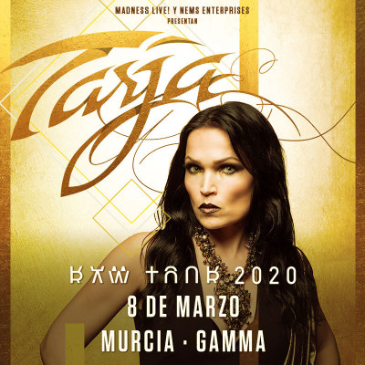 Tarja + Temperance + Serpentyne (Murcia)