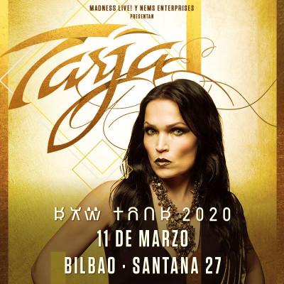 Tarja + Temperance + Serpentyne (Bilbao)