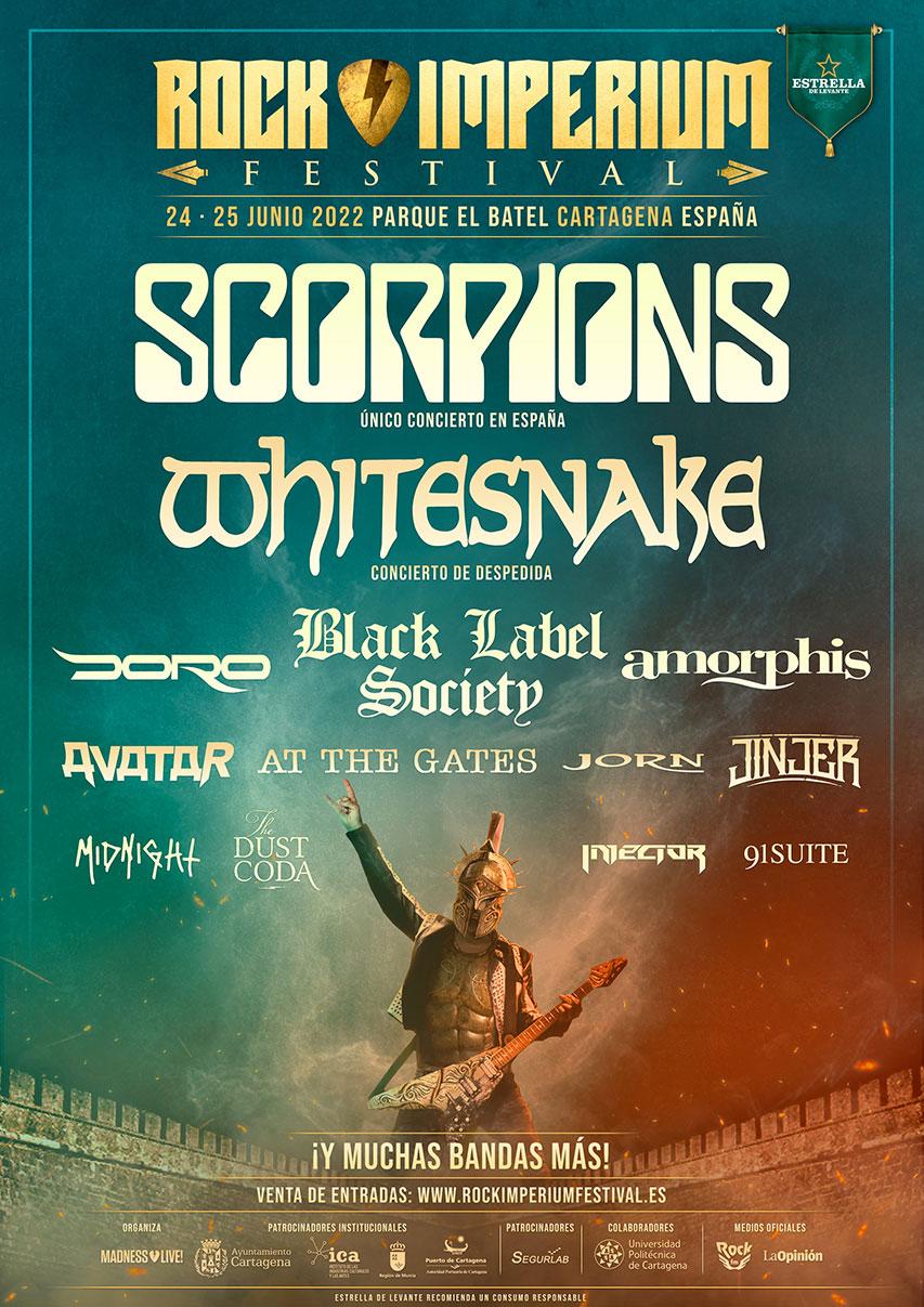 Rock Imperium Festival 2022